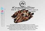 July 2019 #CovenantHalfHour Challenge